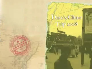 China train trip picture